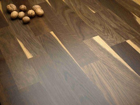 dřevěná podlaha dub kouřový