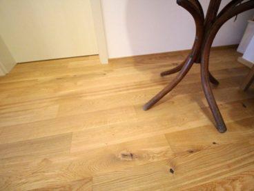 Lakovaná vs Olejovaná podlaha