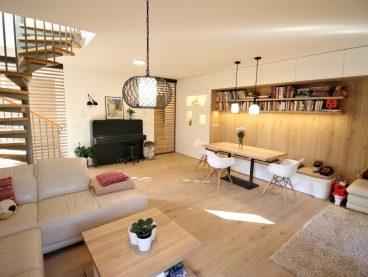 Černošice – novostavba bytu