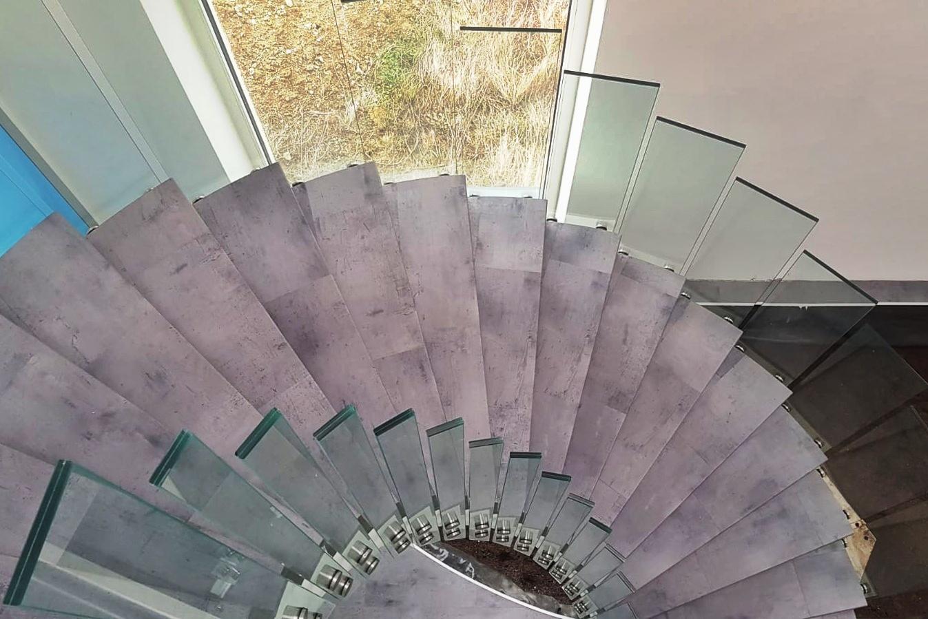 vinylové schody yes interier