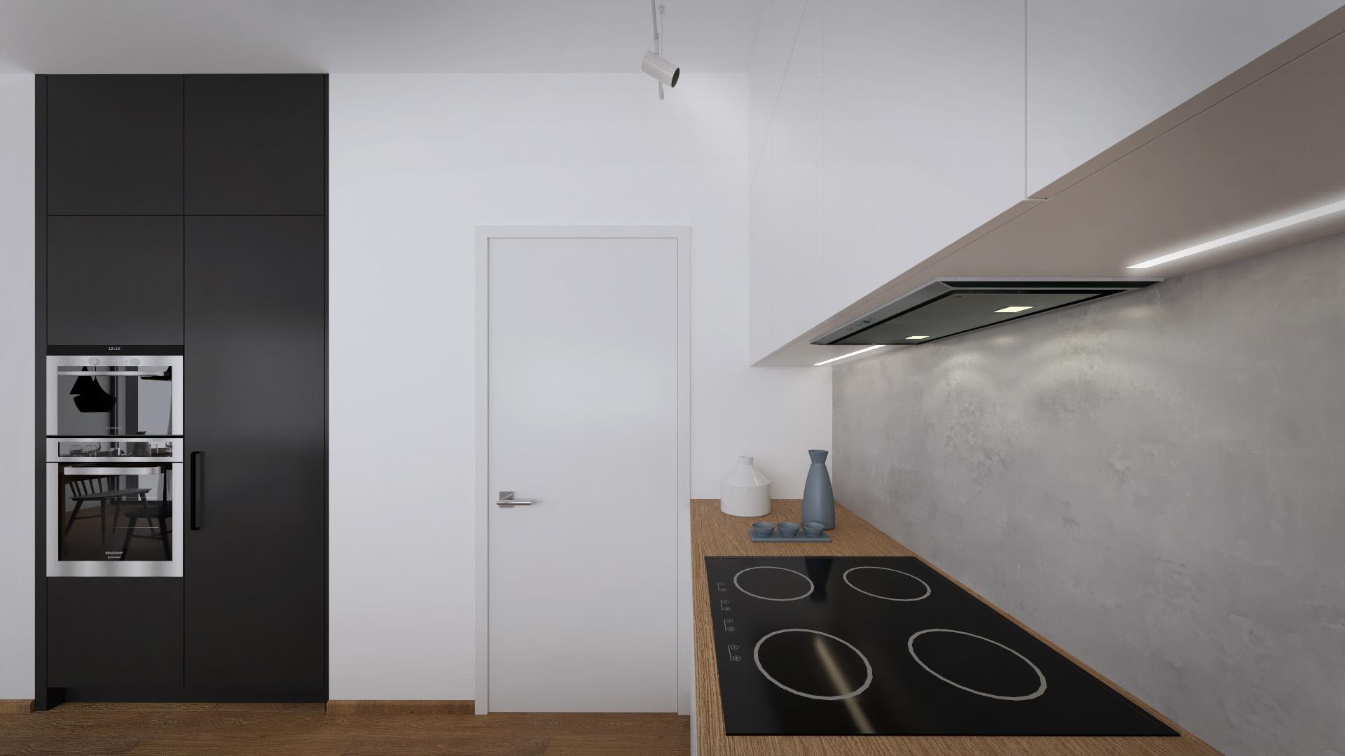 yes interier kuchyně